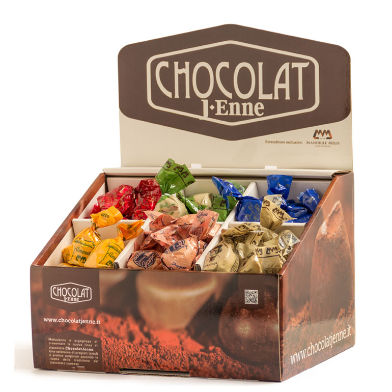 CHOCOLATJENNE CIOCCOLATINI MIX