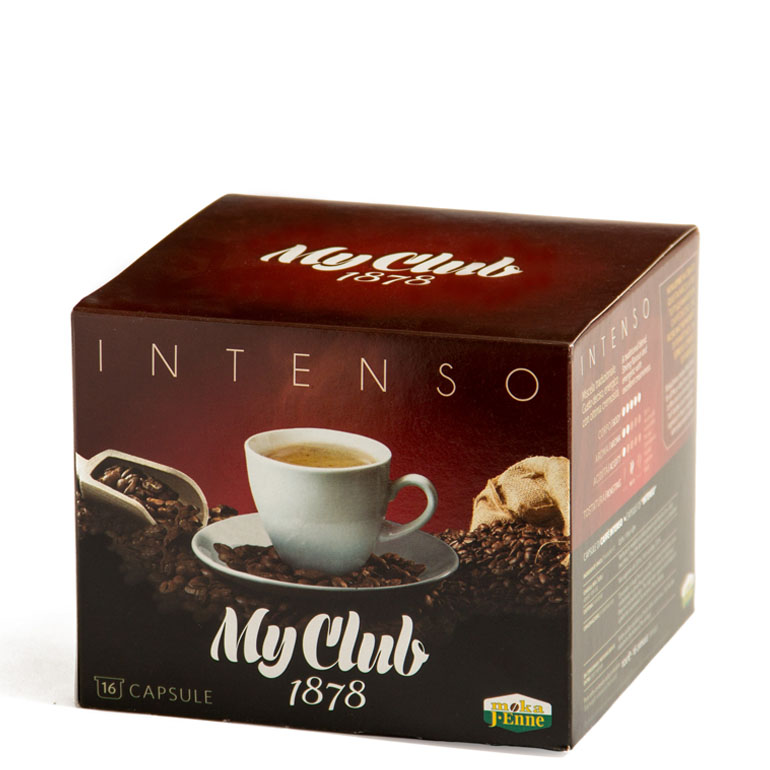 INTENSO MY CLUB